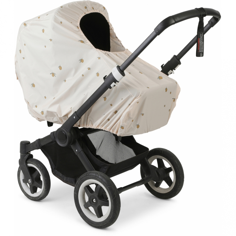 Bilde av TUBA PRAM COVER Lemon